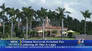 Chinese Woman Arrested For Illegally Entering Mar-A-Lago [Video]