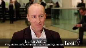 Nielsen Seeks Scale For Addressable TV Tech [Video]