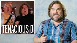 Jack Black Breaks Down His Most Iconic Characters [Video]