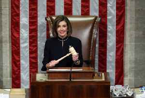 News video: Pelosi Says House May Withhold Impeachment Articles From the Senate