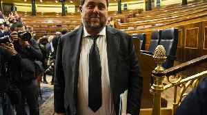 EU top court rules Catalan separatist Junqueras was MEP with immunity when jailed in Spain [Video]