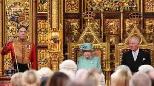 News video: Queen lays out Johnson's Brexit, NHS plans at Parliament opening
