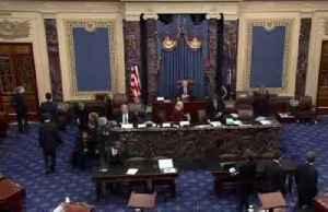 McConnell, Pelosi trade barbs ahead of Senate impeachment trial [Video]