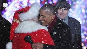 Obama's 'War On Christmas' [Video]