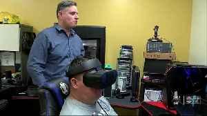 Treating pain through virtual reality [Video]