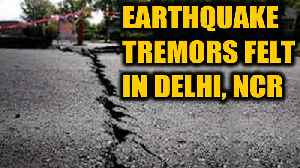 Earthquake tremors felt in Delhi-NCR, epicentre in Afghanistan | OneIndia News [Video]