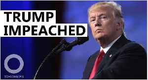 Trump impeached by House in historic vote. Now what? [Video]