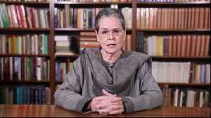 News video: People have right to raise voice in democracy: Sonia Gandhi