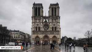 There Will Be No Christmas Mass At Notre Dame Cathedral For First Time In Centuries [Video]
