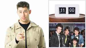 Everything Nick Jonas Does in a Day [Video]