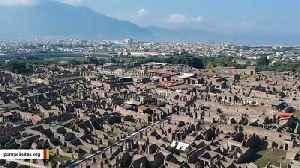 The Pompeii Pig That Didn't Survive Volcanic Eruption [Video]