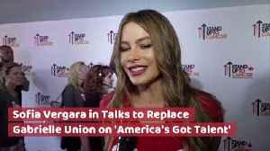 Sofia Vergara Might Takeover Gabrielle Union's Role [Video]