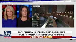Durham scrutinizing John Brennan [Video]