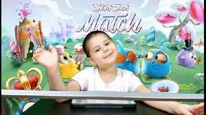 Angry Birds Match: Kids Game I Android I iPad I iPhone [Video]