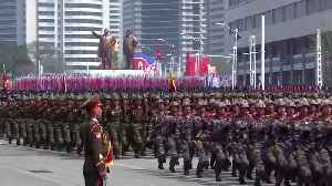 U.S. defense secretary hopeful for diplomacy with North Korea [Video]