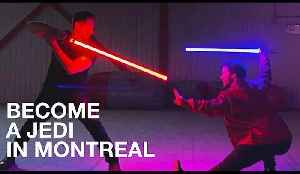 You Can Actually Become A Jedi At This Star Wars Class In Montreal [Video]