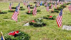 New Jersey Cemetery Honors Fallen Heroes This Holiday Season [Video]