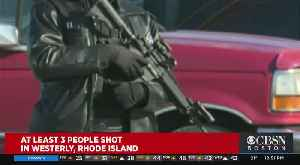 Multiple People Shot, 1 Dead In Westerly, Rhode Island Shooting [Video]