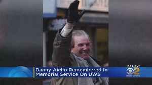 Memorial Service Held For Danny Aiello [Video]