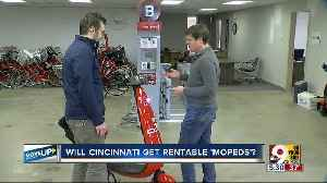 Red Bike in talks to bring rental moped-style electric scooters to Cincinnati [Video]