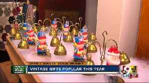 Vintage gifts that will stand out Christmas morning [Video]