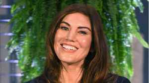 Soccer Great Hope Solo Is Pregnant With Twins [Video]