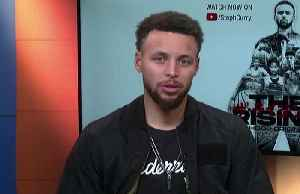 NBA's Curry releases film about growth of basketball in Japan; hopeful Warriors can return to greatness [Video]