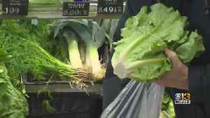 138 Cases Of E. Coli Linked To Romaine Lettuce In 25 States [Video]