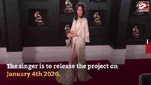 Lana Del Rey to release spoken word album in January [Video]