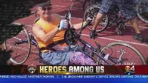 Heroes Among Us: U.S. Army Veteran Larry Karlin [Video]