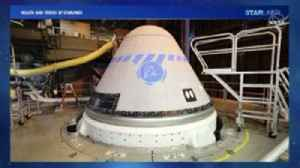 News video: Boeing Starliner's Orbit Issue Jeopardizes ISS Visit