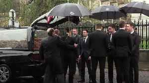 Family and friends attend funeral for London Bridge victim Jack Merritt [Video]