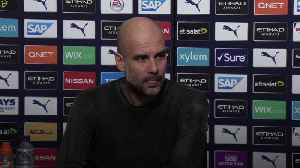 Pep Guardiola addresses Mikel Arteta's move to Arsenal [Video]