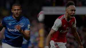 Premier League match preview: Everton v Arsenal [Video]
