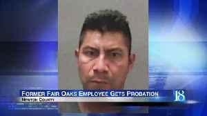 Fair Oaks Farms animal abuser sentenced to one year [Video]