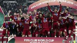Liverpool wins its first ever Club World Cup football title [Video]