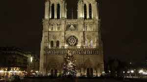 Notre Dame Cathedral To Miss Christmas For First Time In Centuries [Video]