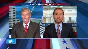 NBC's Chuck Todd talks to TODAY'S TMJ4's Charles Benson [Video]