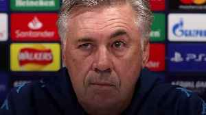 Carlo Ancelotti appointed Everton manager [Video]