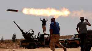 Turkey ratifies deal for Libya military support [Video]