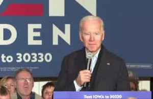 Impeachment is 'nothing to celebrate' -Biden [Video]