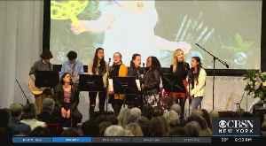 Celebration Of Life Held For Tessa Majors [Video]