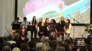 Celebration Of Life Held For Slain Student Tessa Majors [Video]
