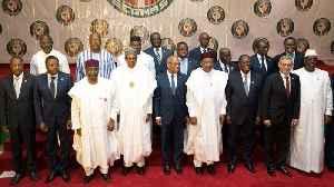 Security tops agenda as West African leaders meet in Abuja [Video]