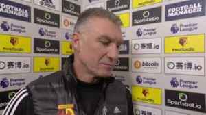 Pearson: This win is a start [Video]