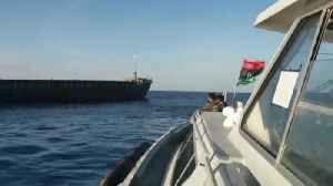 Libya forces ship with Turkish crew into port as Greece slams sea deal [Video]