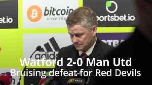 De Gea blunder helps rock-bottom Watford stun Manchester United [Video]