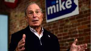 Michael Bloomberg Opens Campaign Offices In Three Key States [Video]