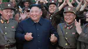 Kim Jong Un Attends Military Meeting to Possibly 'Boost' Country's Miltiary [Video]