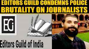 Editor's Guild urges Home Ministry to provide security to Journalists covering protests |OneIndia [Video]